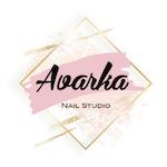 Avarka Nail Studio Logo